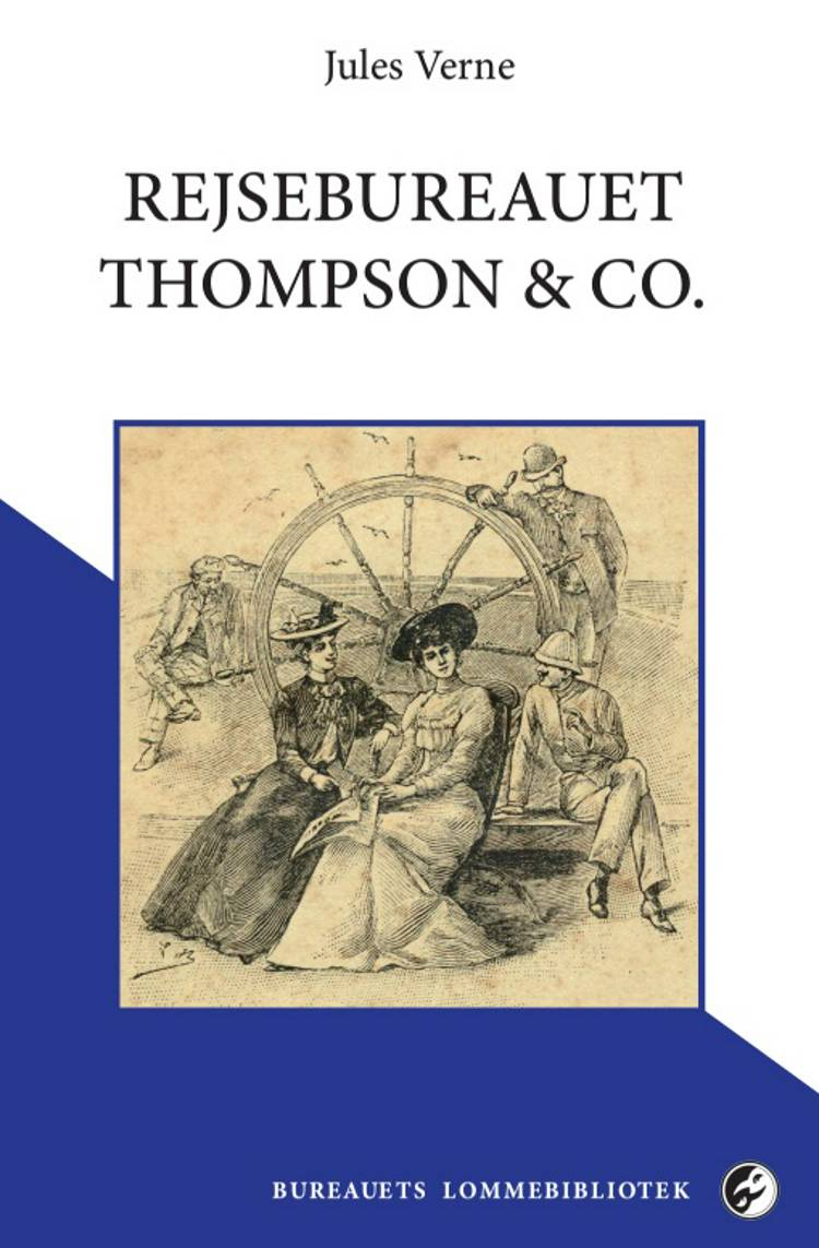 Rejsebureauet Thompson & Co. af Jules Verne