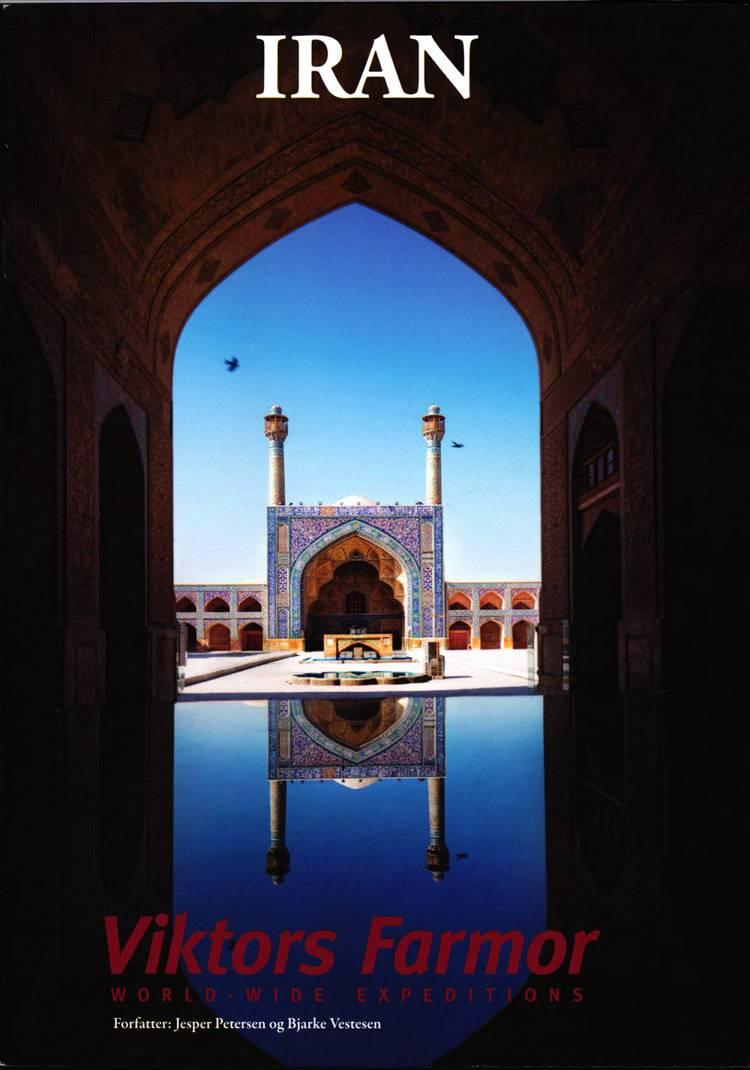 Iran af Jesper Petersen og Bjarke Vestesen