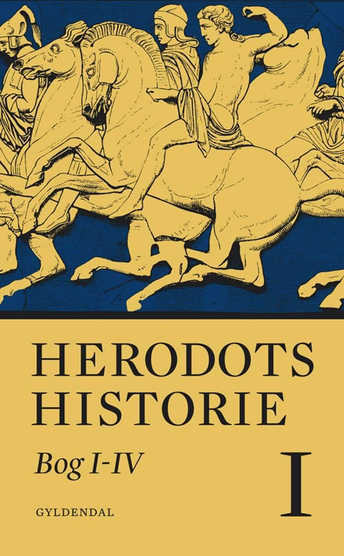 Herodots historie, Bind 1 & 2 af Herodot