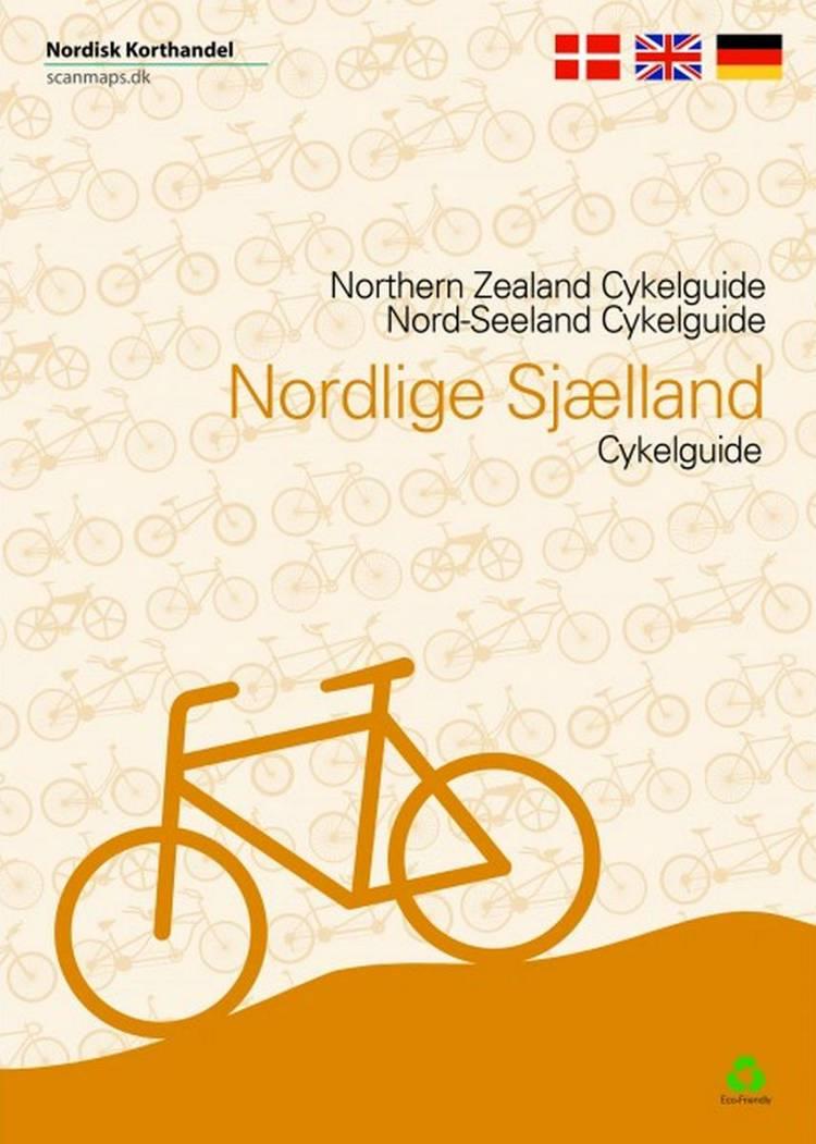Cykelguide Nordlige Sjælland af Jens Erik Larsen