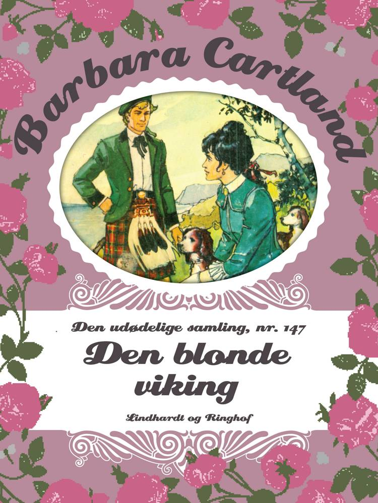 Den blonde viking af Barbara Cartland