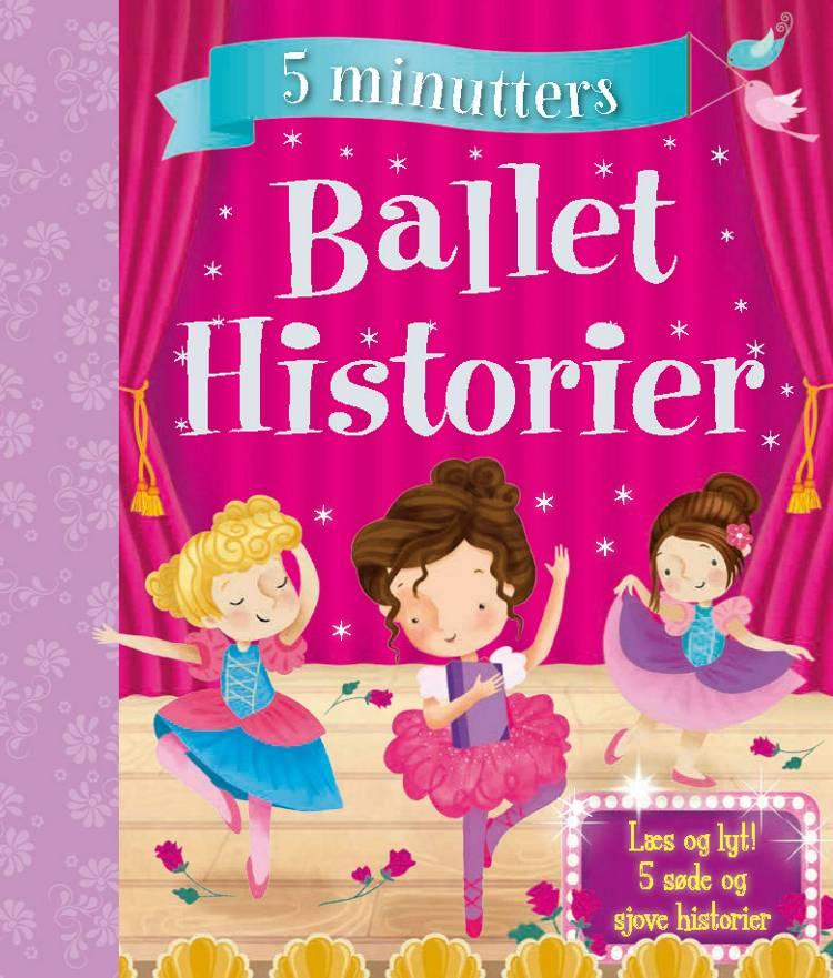 5 minutters ballethistorier af Xanna Eve Chown