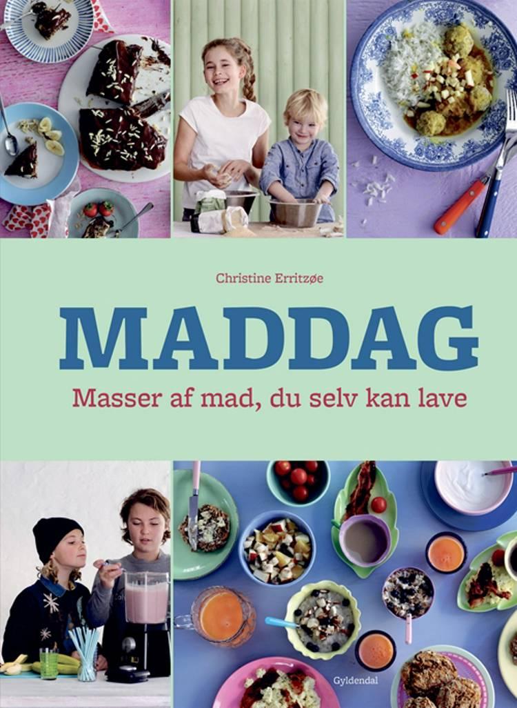 Maddag - masser af mad du selv kan lave af Christine Erritzøe