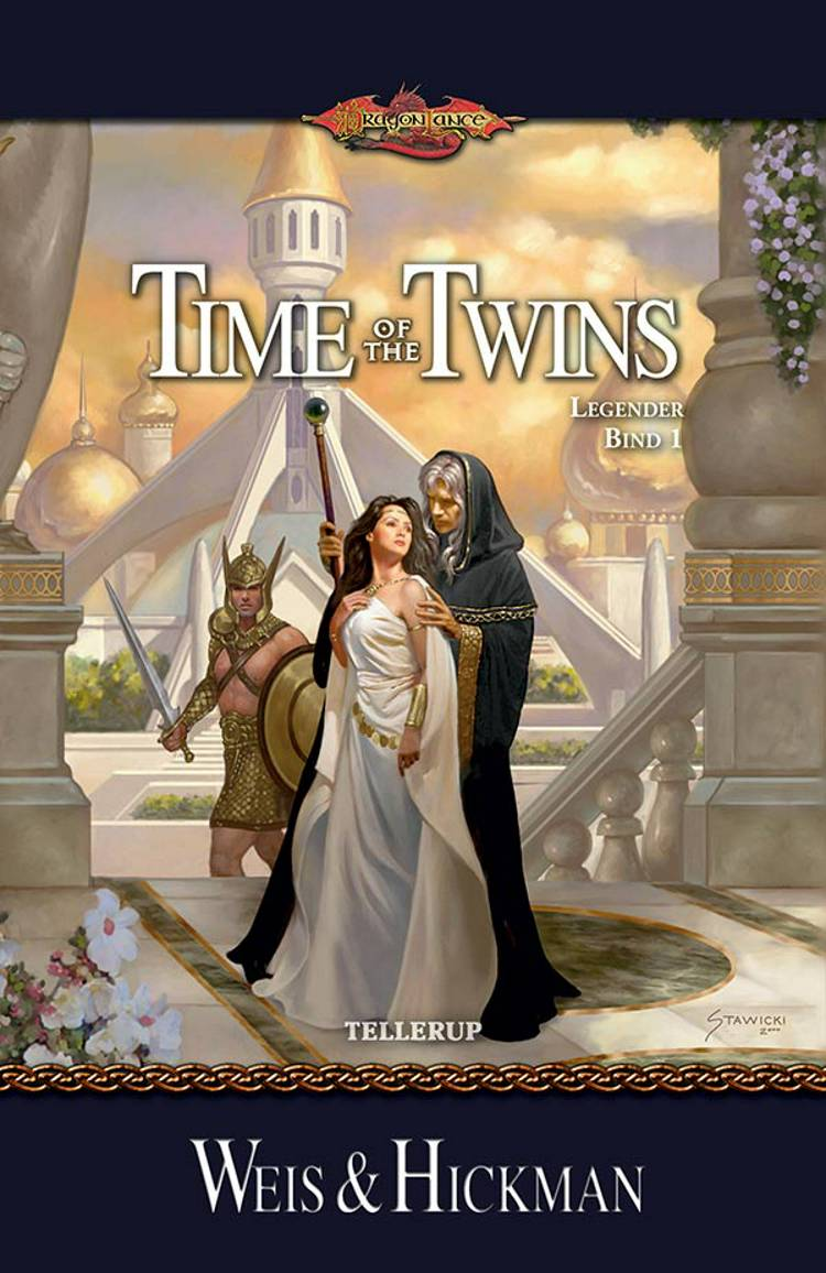 Time of the twins af Tracy Hickman og Margaret Weis