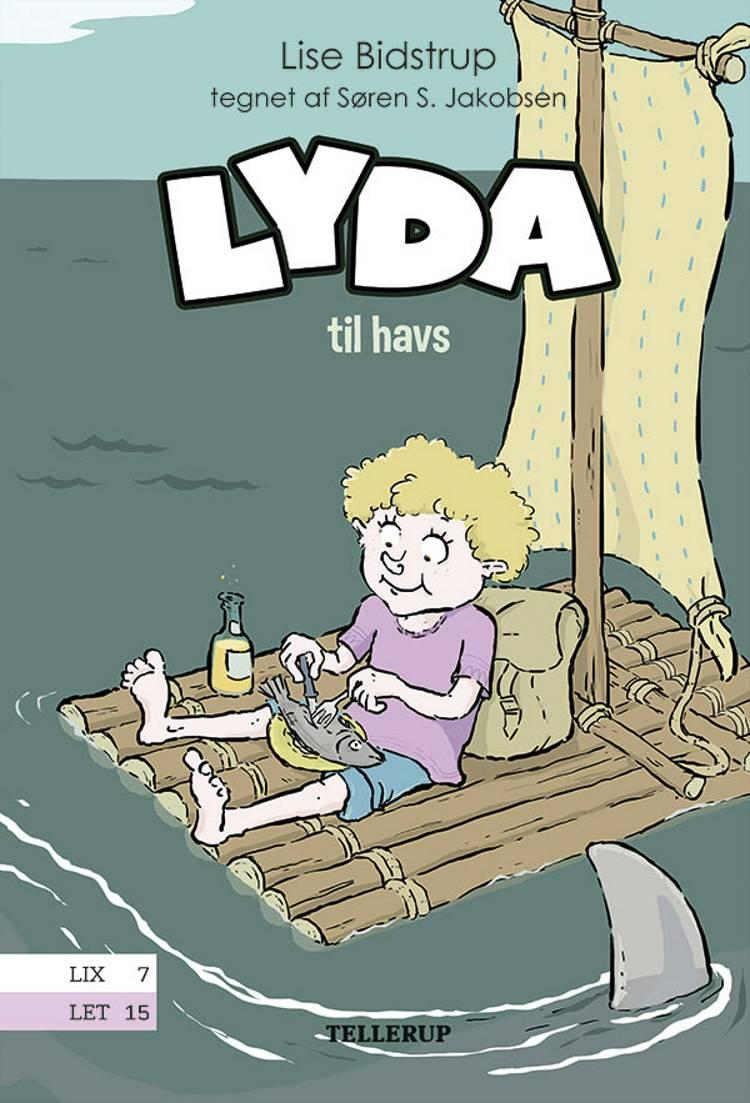 Lyda til havs af Lise Bidstrup