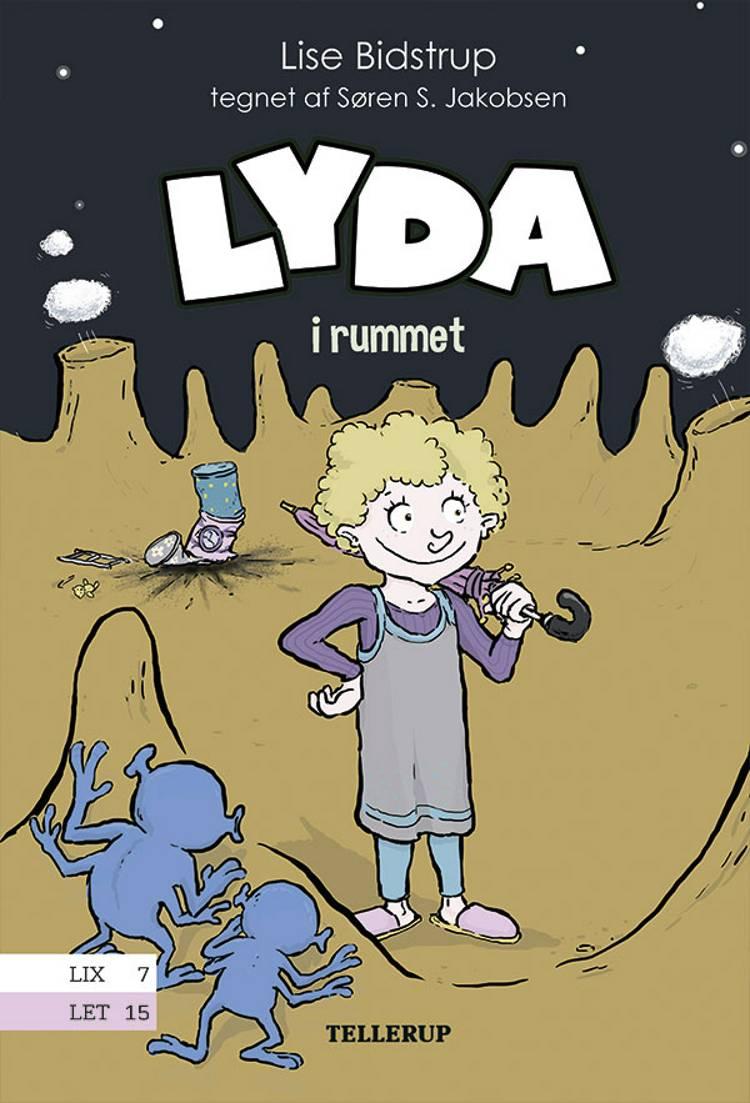 Lyda i rummet af Lise Bidstrup
