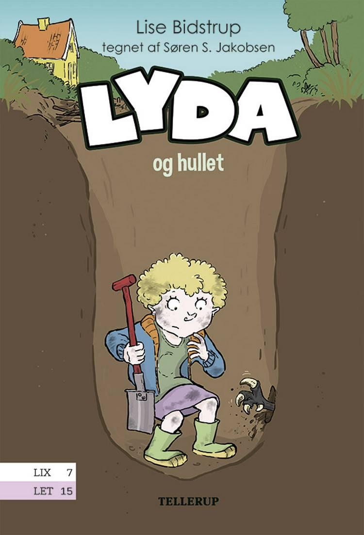 Lyda - Lyda og hullet af Lise Bidstrup