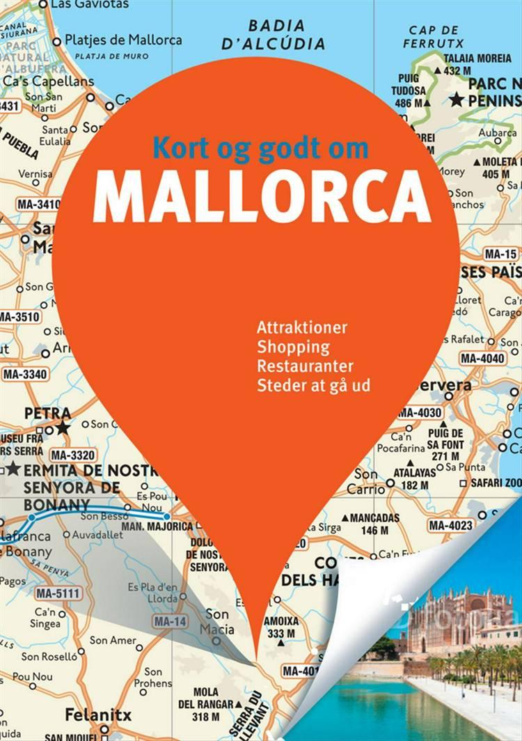 Kort og godt om Mallorca af Hélène Bienvenu