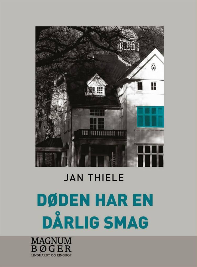 Døden har en dårlig smag af Jan Thiele