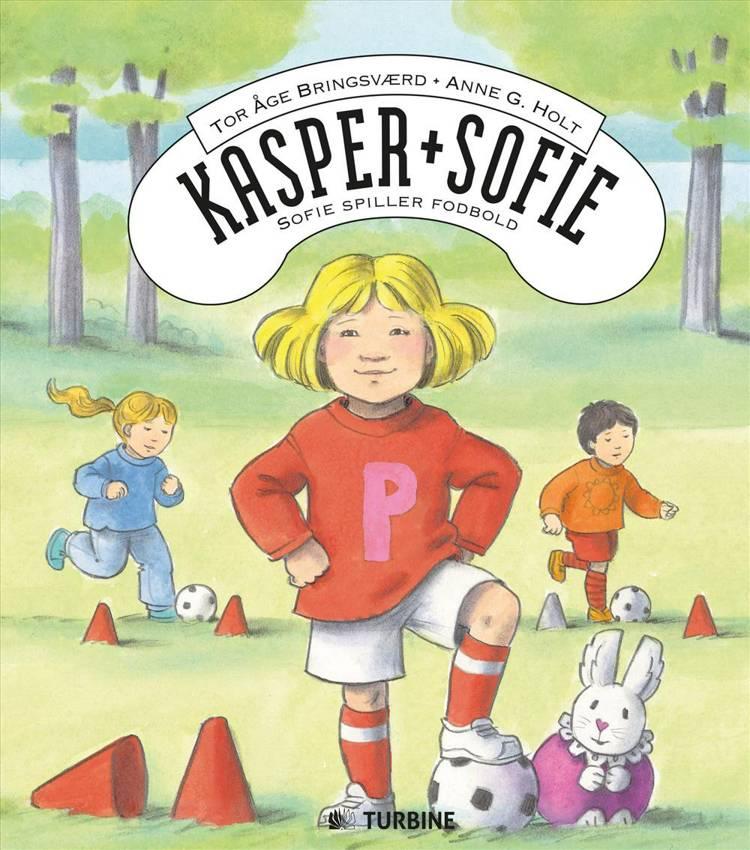 Sofie spiller fodbold af Tor Åge Bringsværd