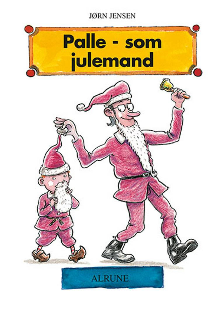 Palle som julemand af Jørn Jensen