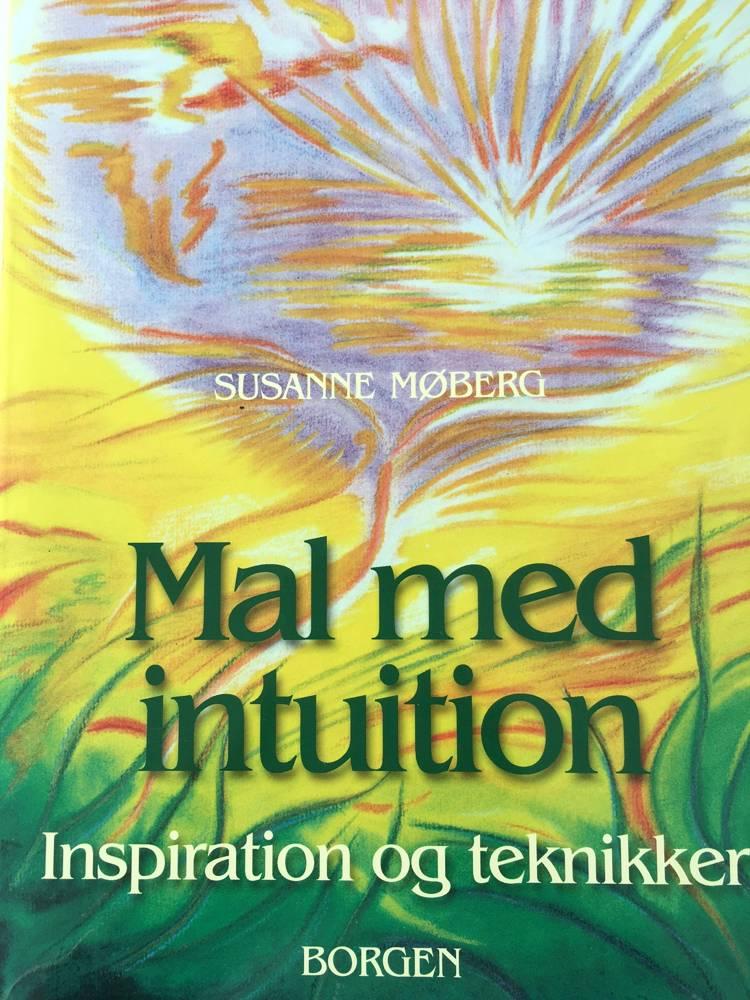 Mal med intuition af Susanne Møberg