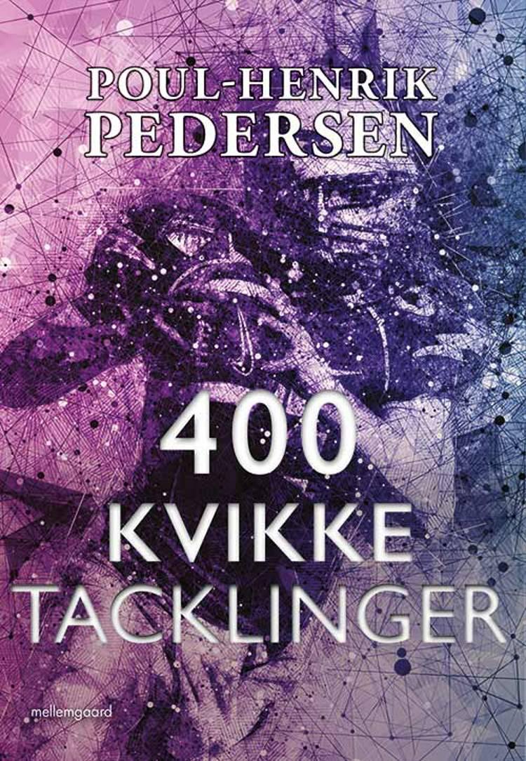 400 kvikke tacklinger af Poul-Henrik Pedersen