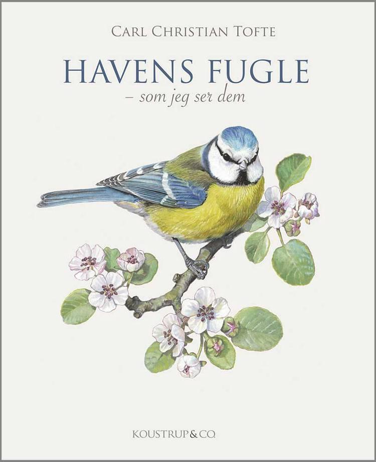 Havens fugle af Carl Christian Tofte