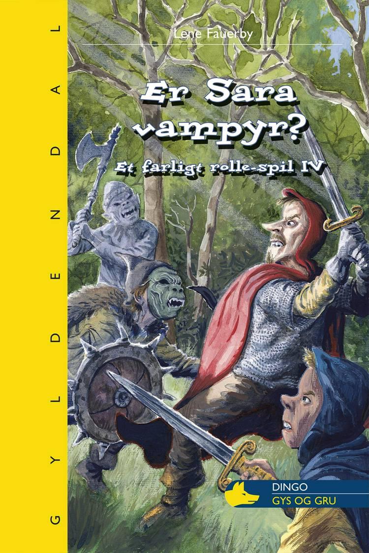 Er Sara vampyr? af Lene Fauerby