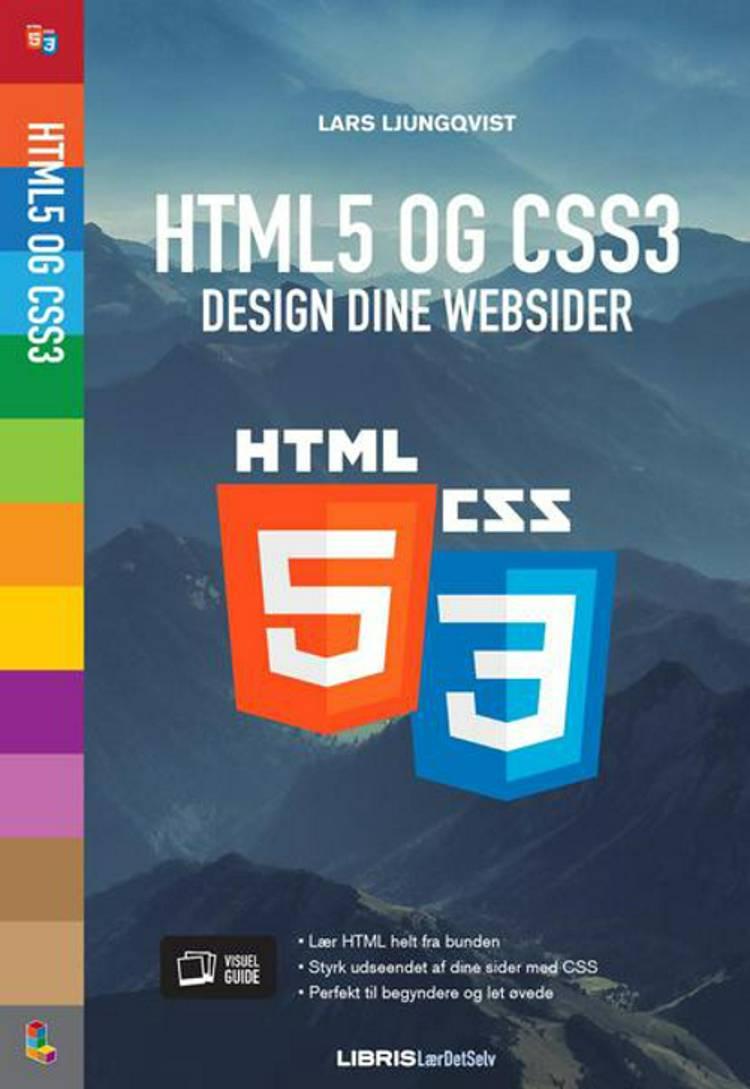 HTML5 og CSS3 af Lars Ljungqvist