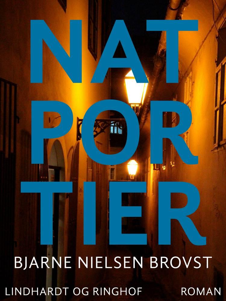Natportier af Bjarne Nielsen Brovst