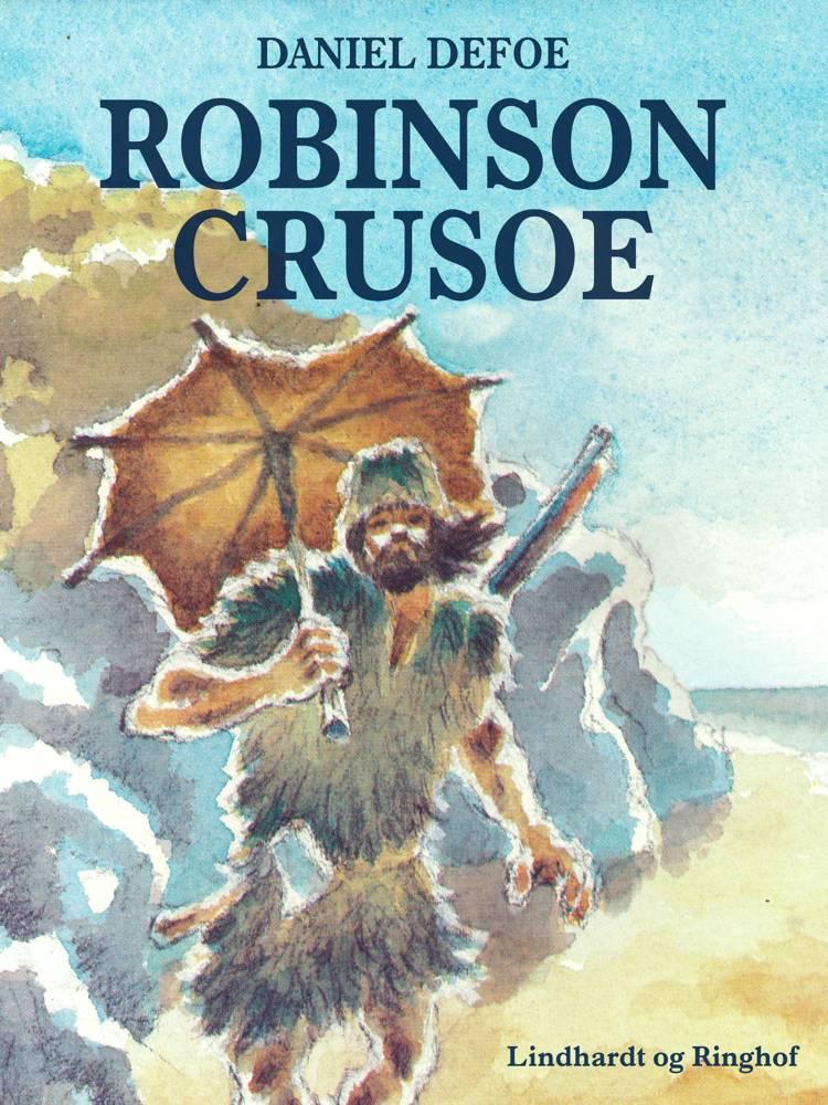 Robinson Crusoe (forkortet ugave) af Daniel Defoe