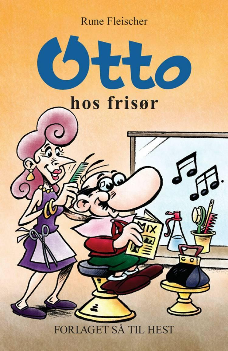 Otto hos frisør af Rune Fleischer