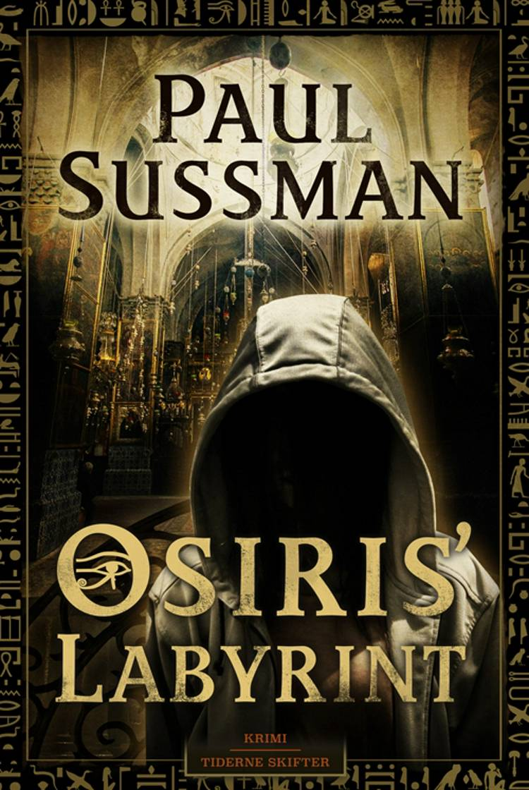 Osiris' labyrint af Paul Sussman