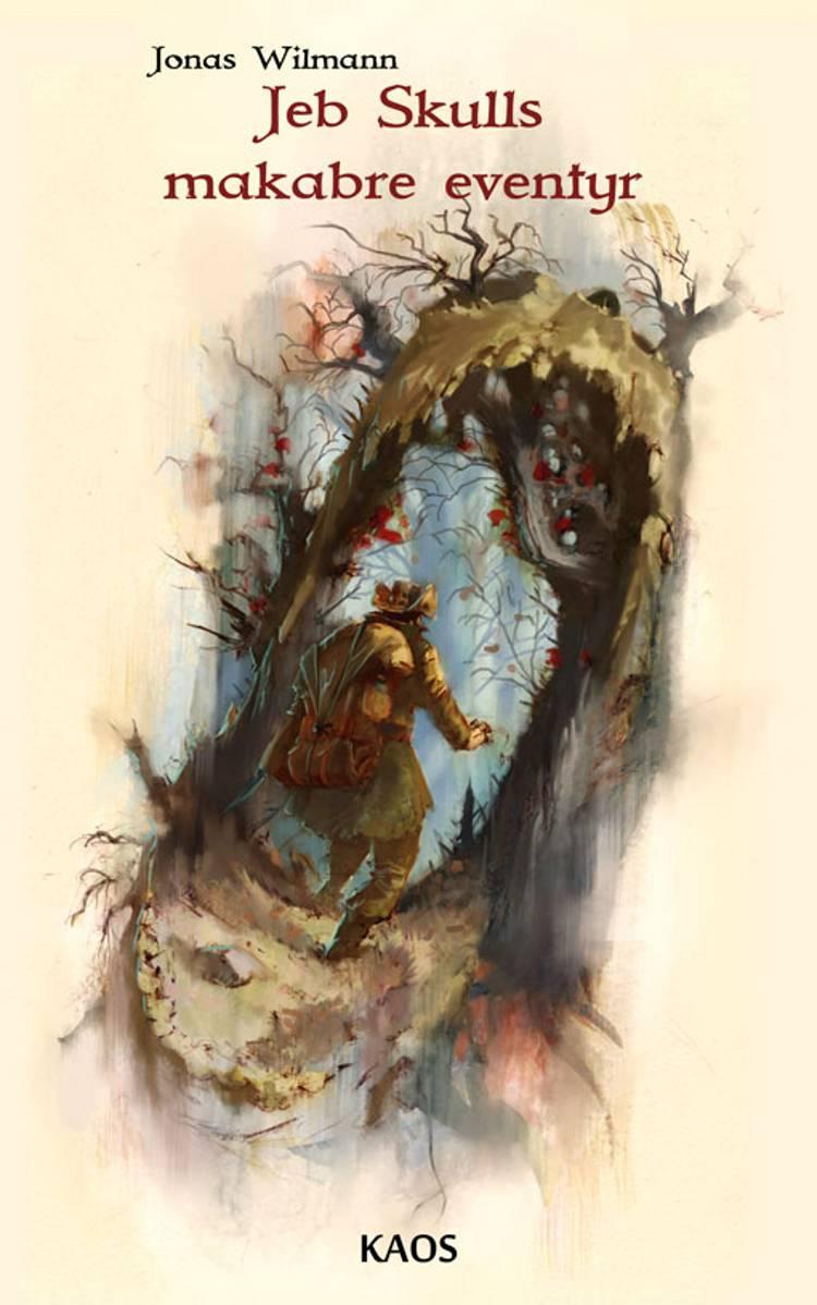 Jeb Skulls makabre eventyr af Jonas Wilmann