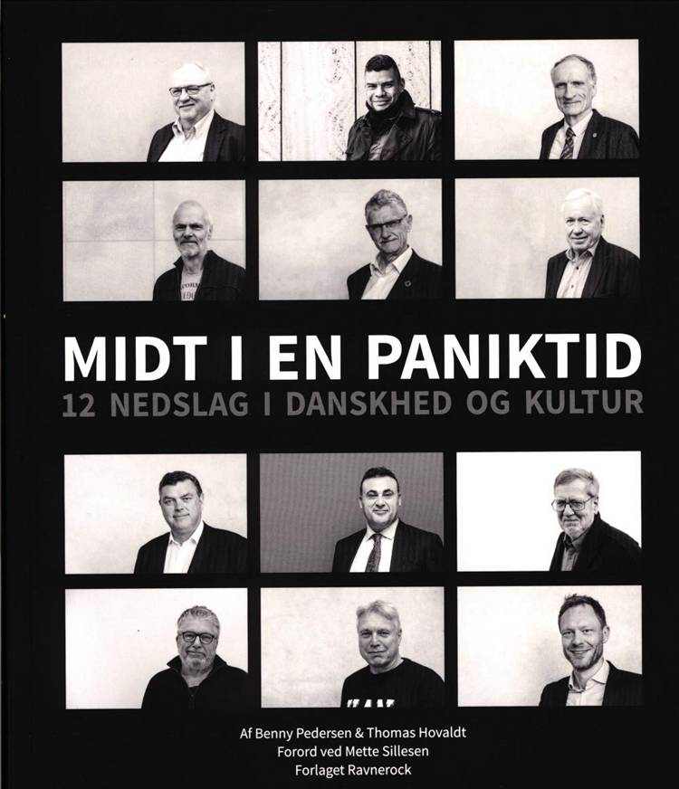 Midt i en paniktid af Benny Pedersen og Thomas Hovaldt