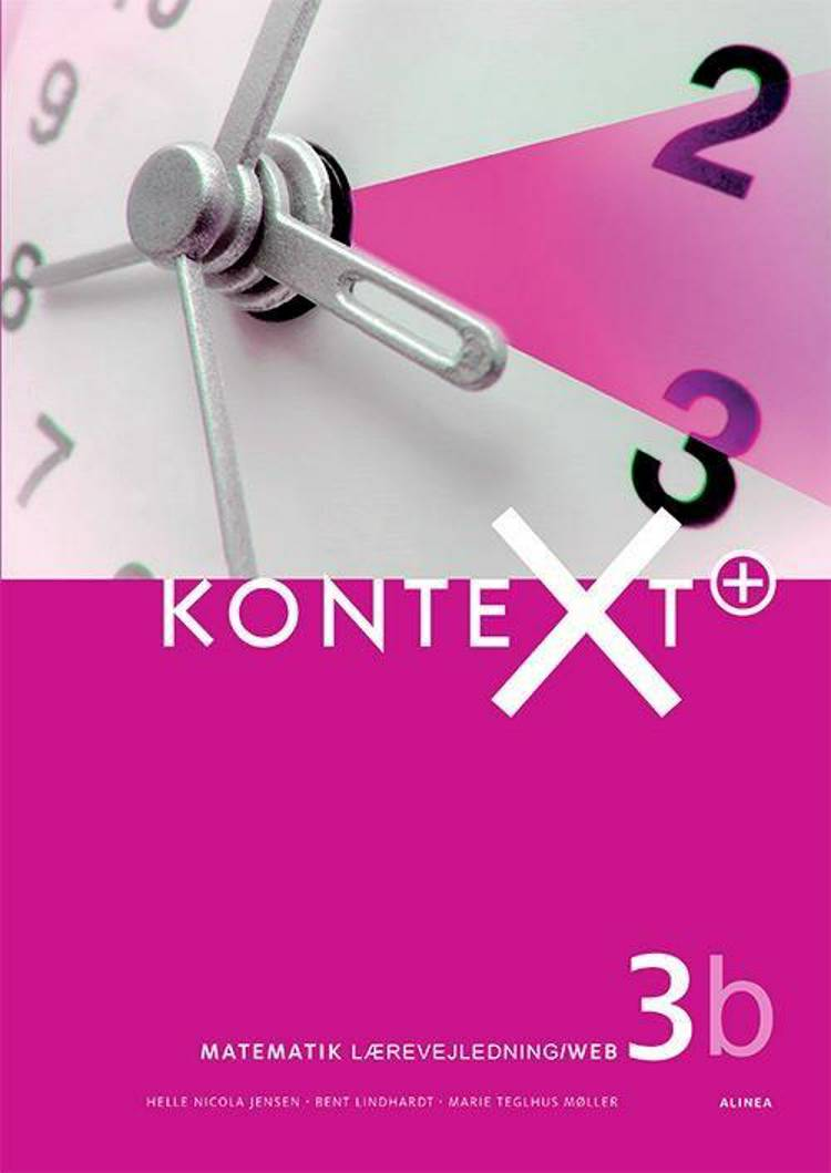 Kontext+ 3 af Bent Lindhardt, Marie Teglhus Møller og Helle Nicola Jensen m.fl.