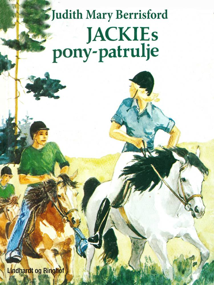 Jackies pony-patrulje af Judith Mary Berrisford