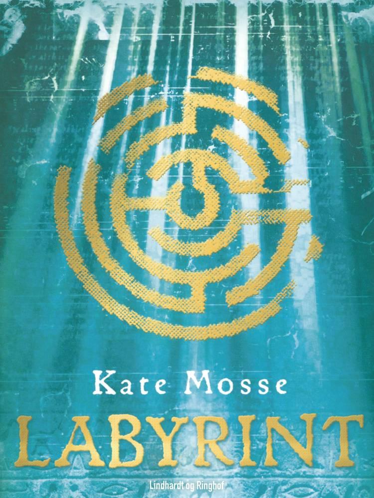 Labyrint af Kate Mosse