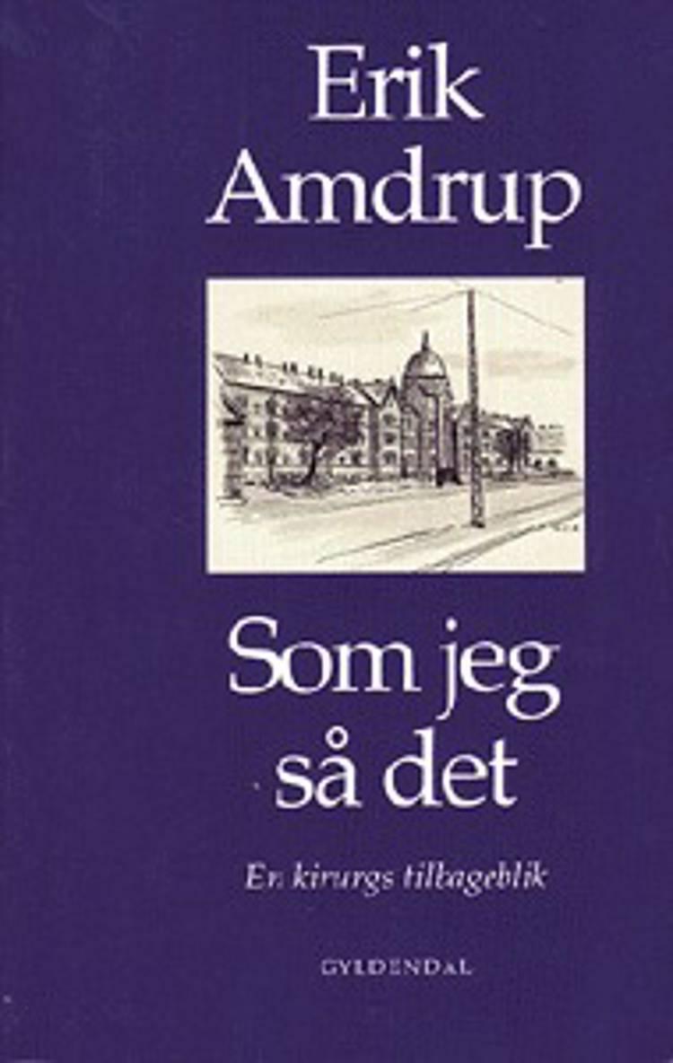 Som jeg så det af E. Amdrup