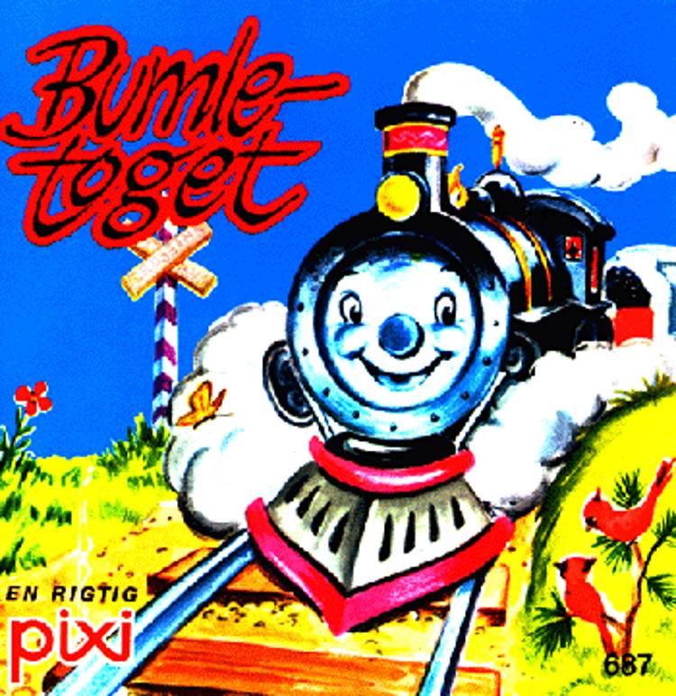 Bumle-toget af Louise Lawrence Devine