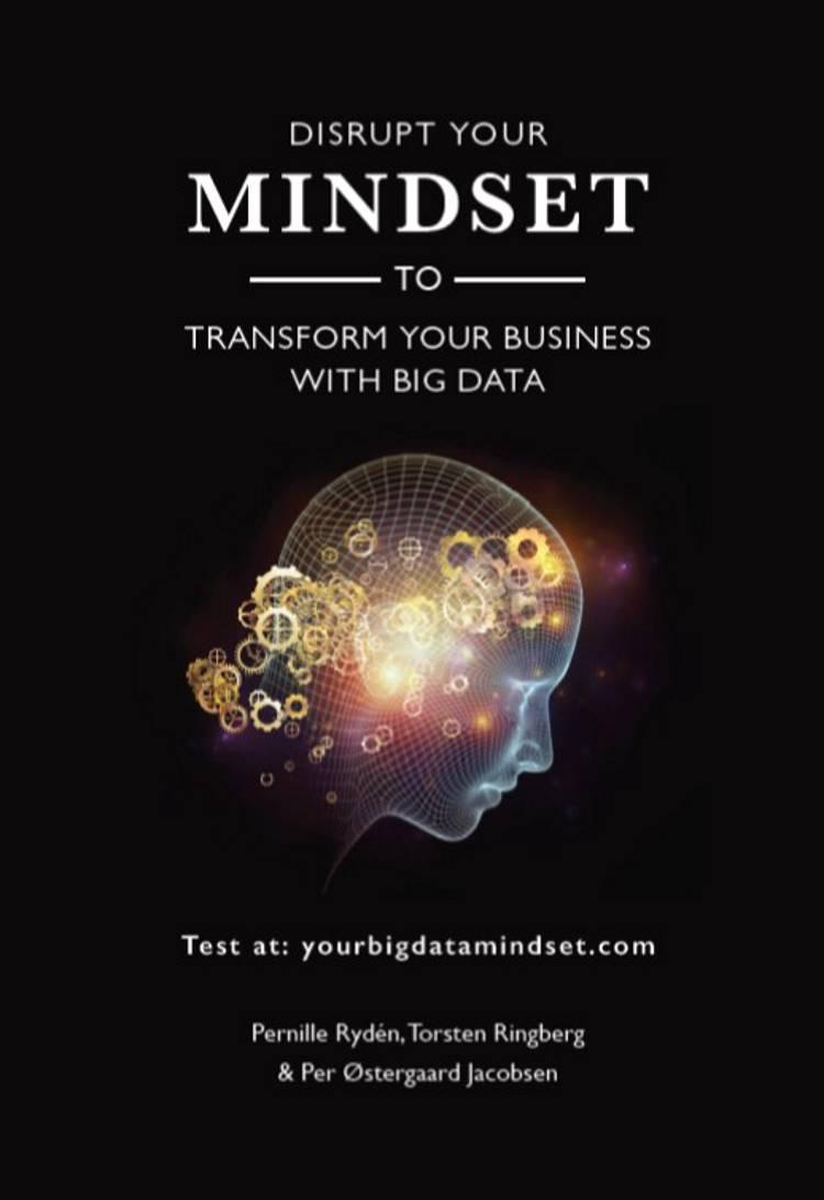 Disrupt your Mindset to Transform your Business with Big Data af Pernille Rydén og Torsten Ringberg og Per Østergaard Jacobsen