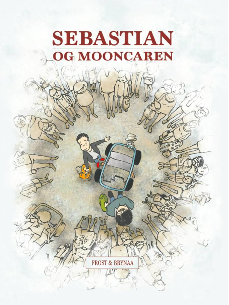 Sebastian og Mooncaren af Mikkel Frost