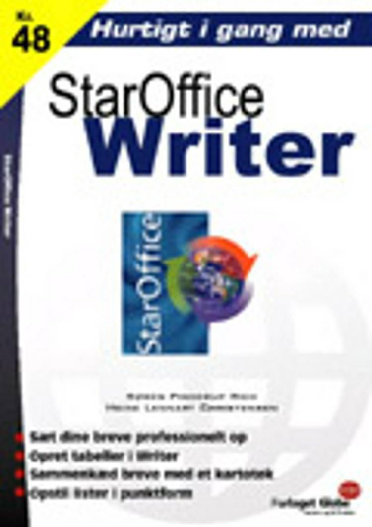 Hurtigt i gang med StarOffice Writer af Heine Lennart Christensen og Søren Pinderup Rich