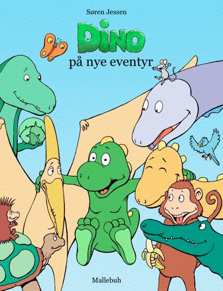 Dino på nye eventyr af Søren Jessen
