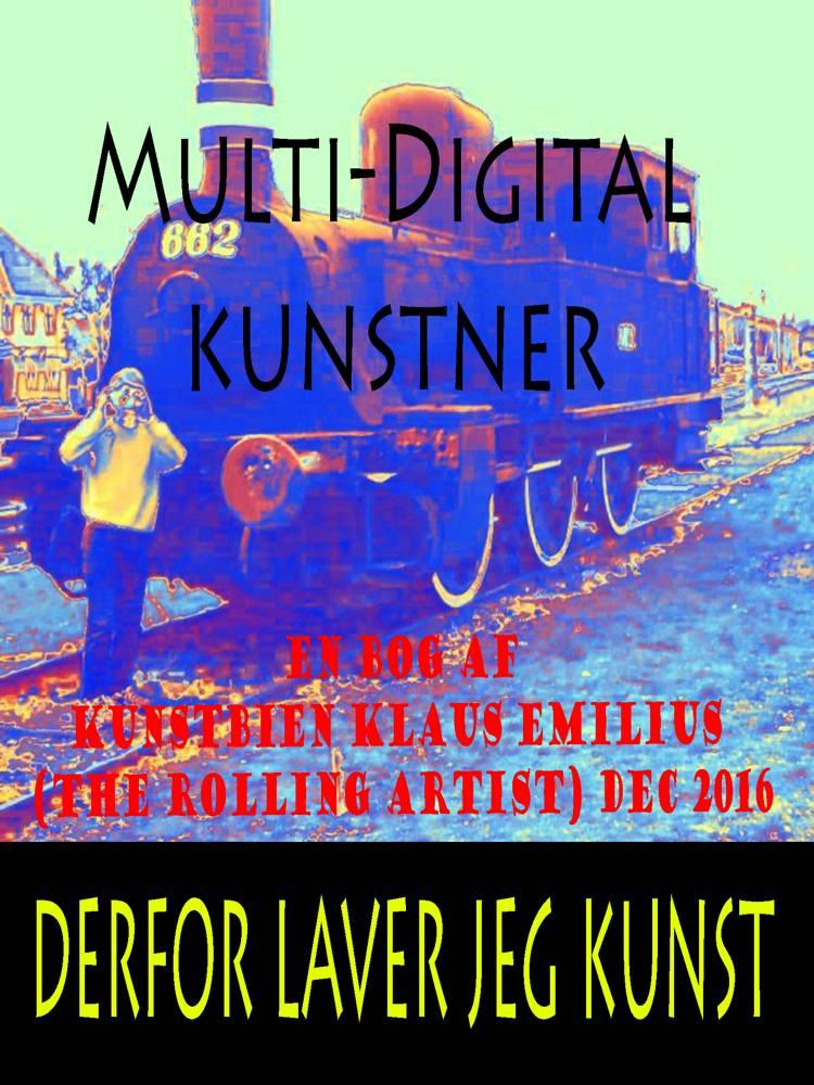 Multi-Digital kunstner af Klaus Emilius