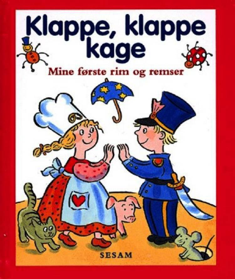 Klappe, klappe kage af Rina Dahlerup