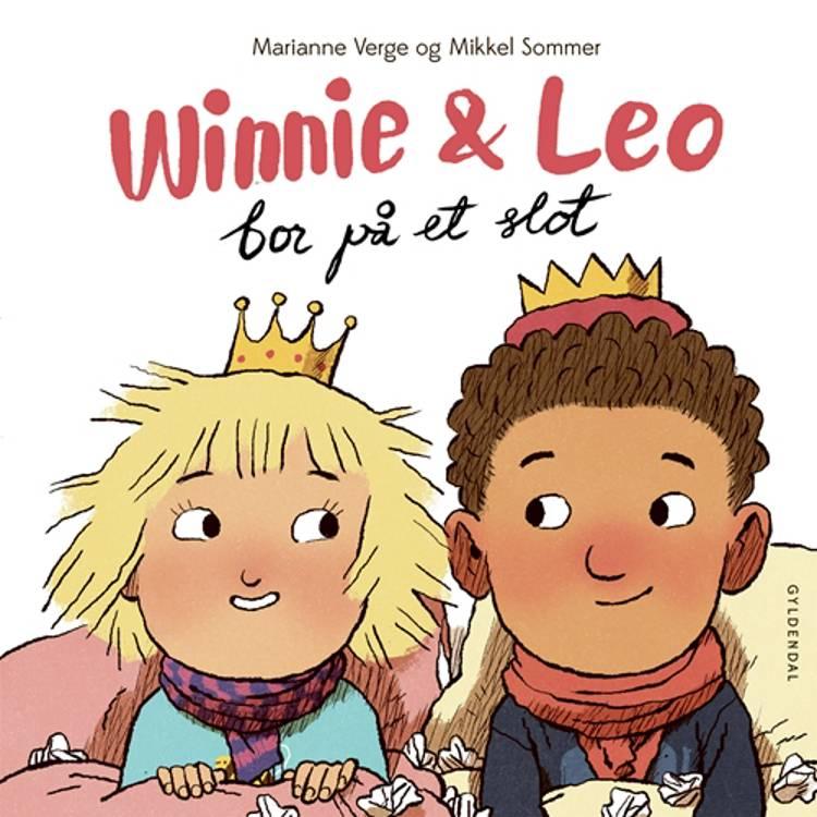 Winnie & Leo bor på et slot af Marianne Verge