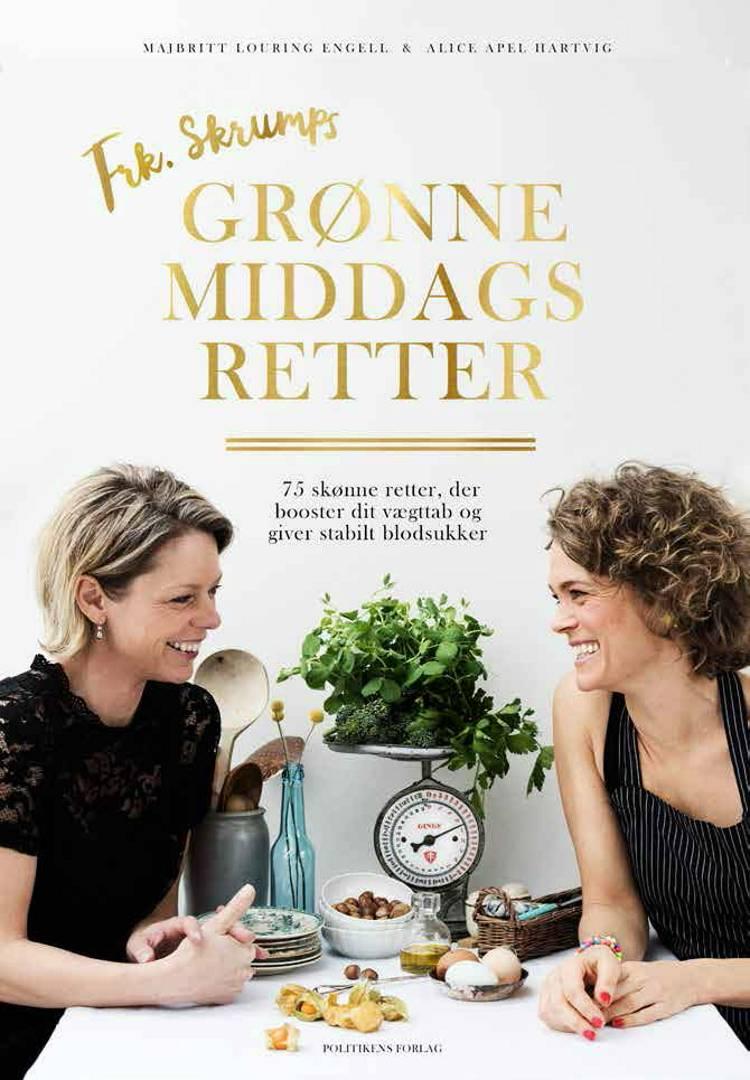Frk. Skrumps grønne middagsretter af Majbritt L. Engell og Alice Apel Hartvig