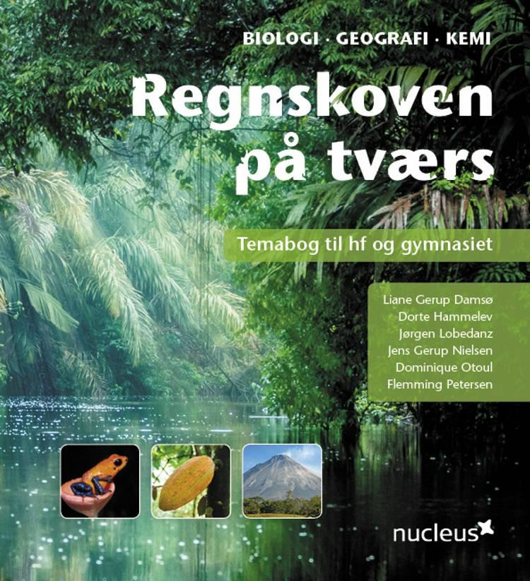 Regnskoven på tværs af Liane Gerup Damsø