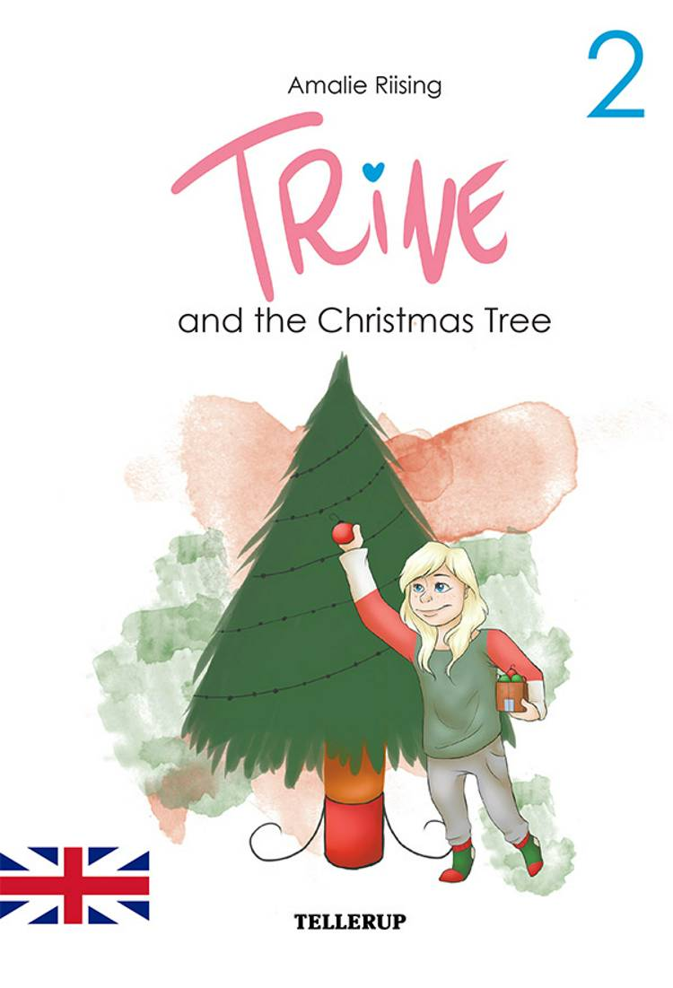 Trine #2: Trine and the Christmas Tree af Amalie Riising