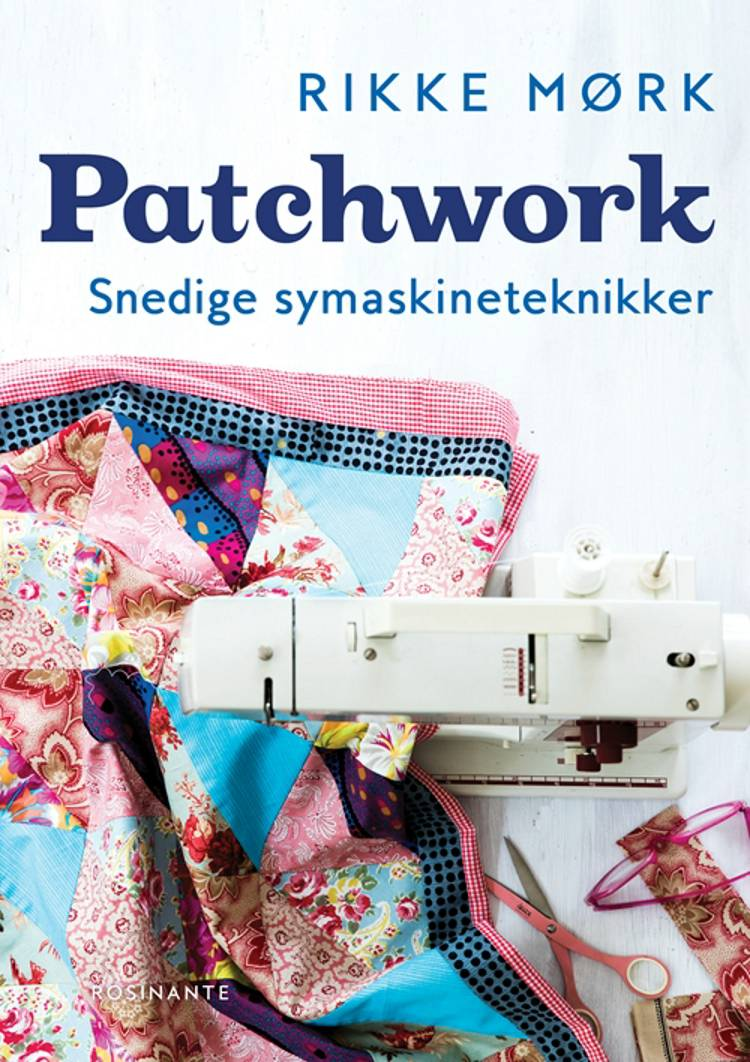 Patchwork af Rikke Mørk