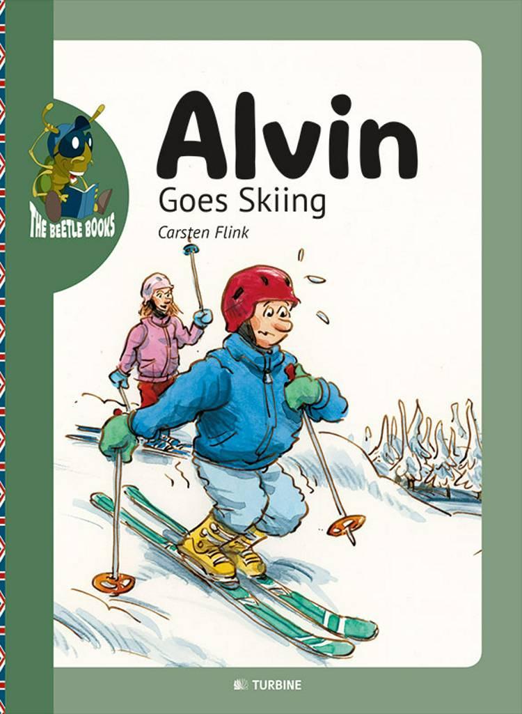 Alvin goes skiing af Carsten Flink