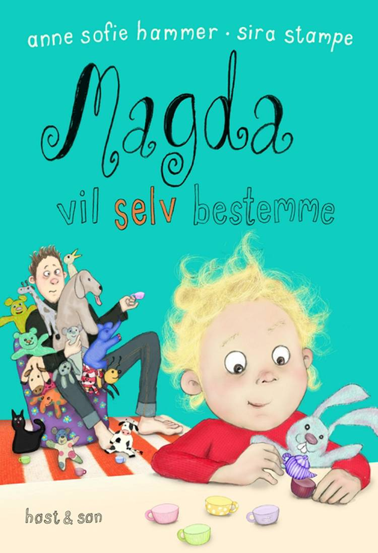 Magda vil selv bestemme af Anne Sofie Hammer
