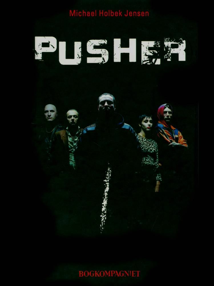 Pusher af Michael Holbek Jensen