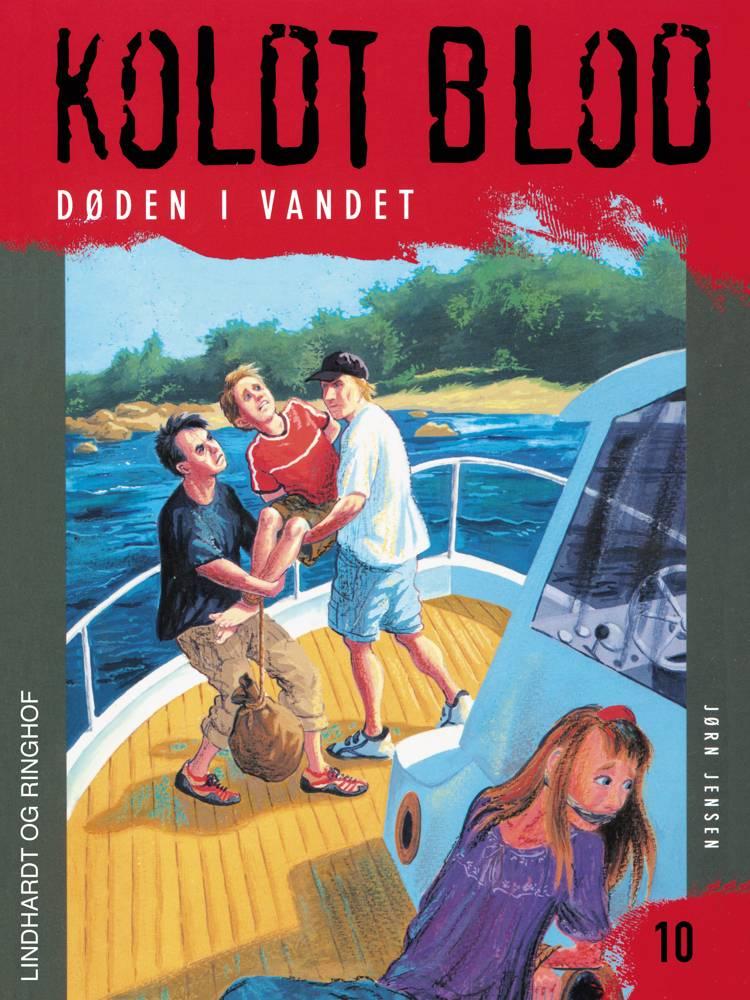 Døden i vandet af Jørn Jensen