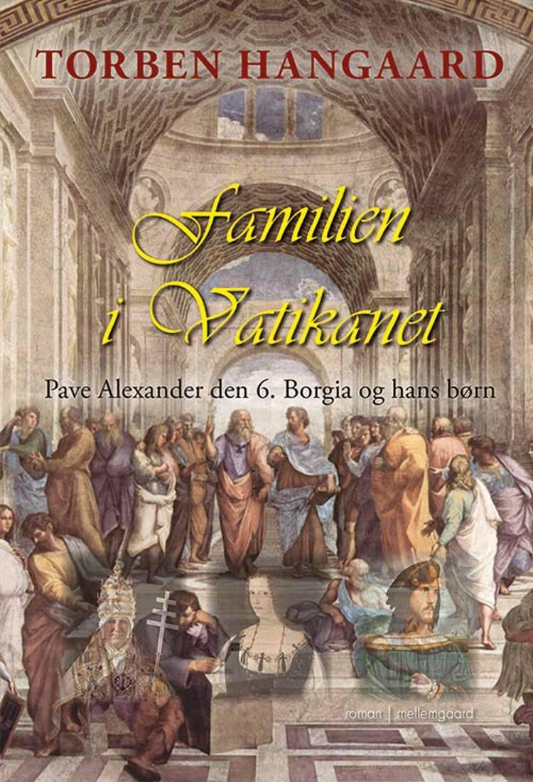 Familien i Vatikanet af Torben Hangaard
