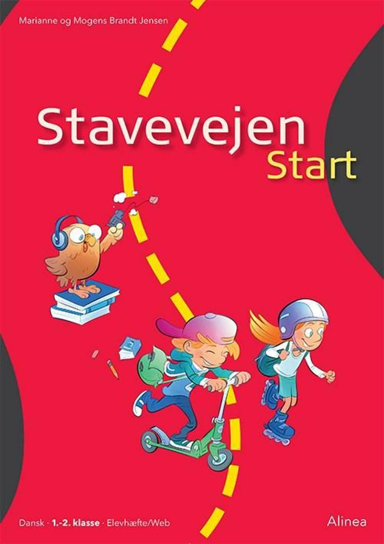 Stavevejen start af Mogens Brandt Jensen og Marianne Brandt Jensen