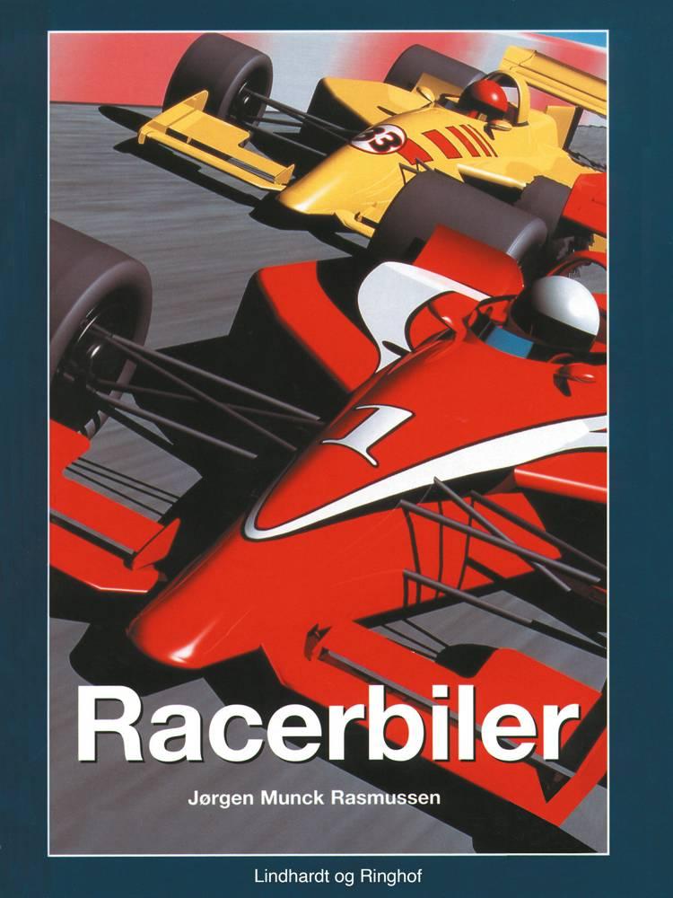 Racerbiler af Jørgen Munck Rasmussen