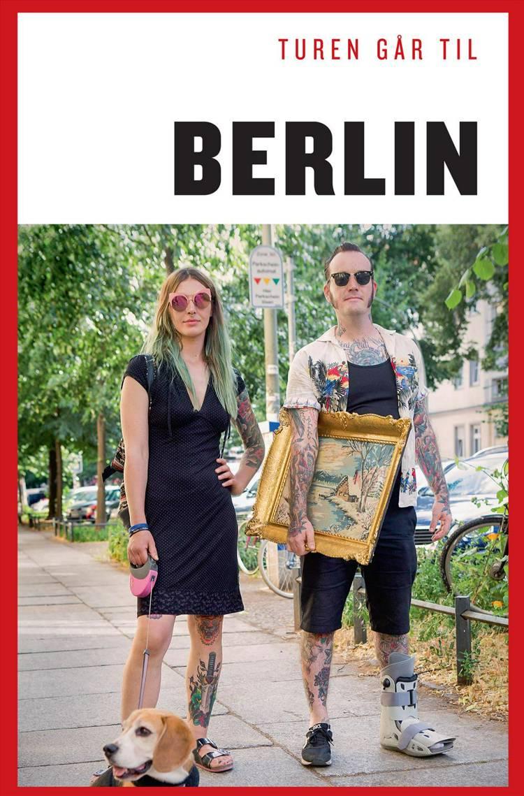Turen går til Berlin af Michelle Arrouas